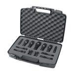 DRDK7 - 7 Piece Drum Microphone Set