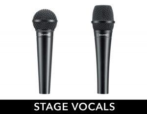 Digital Reference Stage Vocals